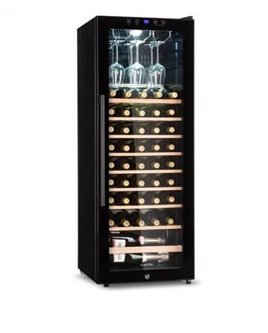 Klarstein Barossa 54S, vinotéka, 148 l, 54 fliaš, sklenené dvere, dotyková