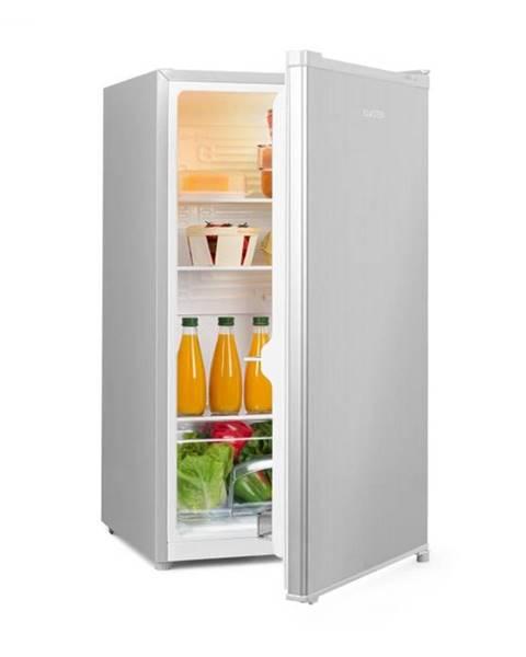 Klarstein Klarstein Hudson, chladnička, A++, 88 litrov, priečinok na zeleninu, kompresia, strieborná