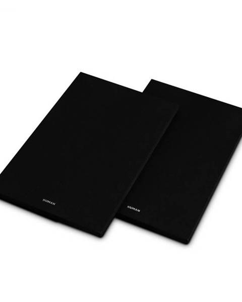 Numan Numan Reference 802 Cover, čierny, kryt na regálové reproduktory, pár
