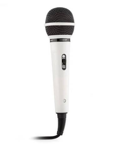OneConcept CD-202WH, rečnícky a spevácky mikrofón
