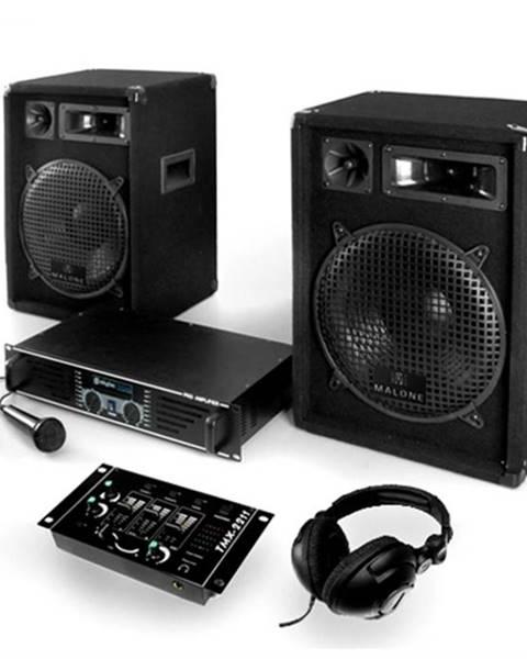 Electronic-Star Electronic-Star Bass Boomer, USB PA systém, 400 W, systém so zosilňovačom, reproduktormi a kabelážou