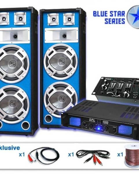 Electronic-Star Electronic-Star Ozvučovací set Blue Star Series Basskern USB, 2800 W