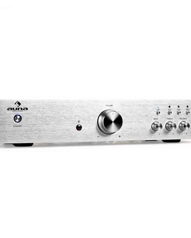 Auna AV2- CD508, Hi-fi zosilňovač, ušľachtilá oceľ