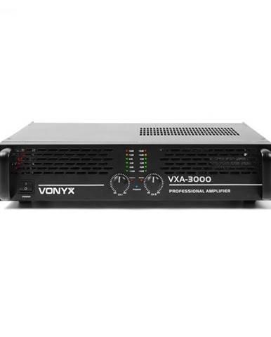 PA zosilňovač Vonyx / Skytec Sky-3000MKII, 3000 W, premostiteľný