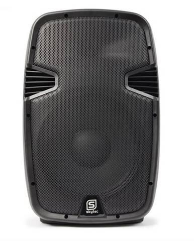 Skytec SPJ-15 aktívny 38 cm reproduktor, 800W, MP3, USB, SD, Bluetooth