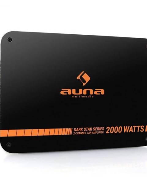 Auna Auna Dark Star 2000, 2000W, 2-kanálový koncový zosilňovač