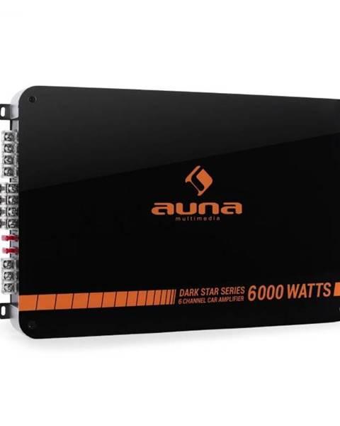 Auna Auna Dark Star 6000, 6000 W, 6-kanálový koncový zosilňovač