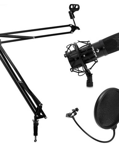 Electronic-Star Set študiového mikrofónu a ramenového stojanu na mikrofón