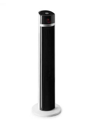 Klarstein IceTower, stojanový ventilátor, 3 režimy, časovač, diaľkový ovládač, biely