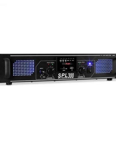 Skytec SPL 300MP3, 300 W, zosilňovač, MP3, USB, SD