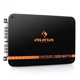 Auna Dark Star 2000, 2000W, 2-kanálový koncový zosilňovač