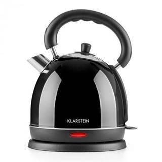 Klarstein Teatime, čierny, 1,8 l, 1850 W, varič vody, čajník, ušľachtilá oceľ
