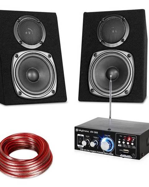 Electronic-Star Electronic-Star Hifi Stereo Sound Set USB SD MP3 - 30 W