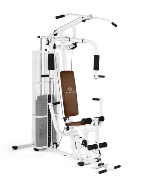 KLARFIT KLARFIT Ultimate Gym 3000, biela, multifunkčná fitnes stanica