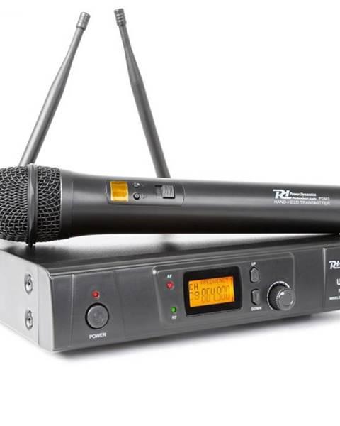 Power Dynamics Power Dynamics PD781, bezdrôtový 8-kanálový UHF mikrofónový systém