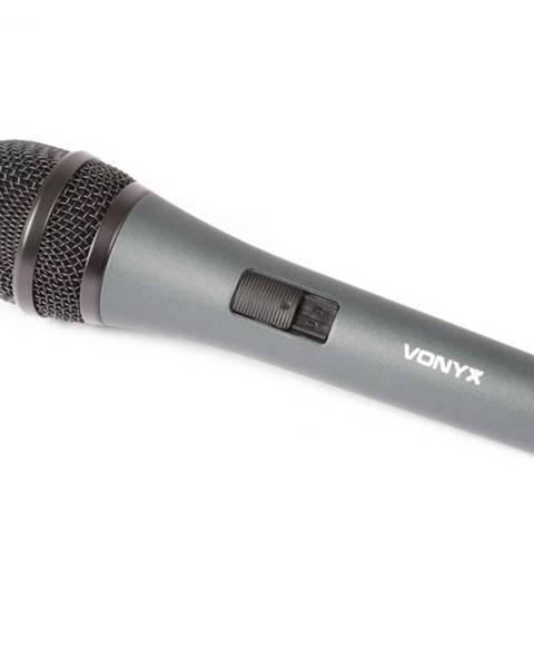Vonyx Vonyx DM825, dynamický mikrofón, XLR, vrátane kábla