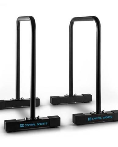 Capital Sports Black Core Equalizer, workout celého tela, čierny