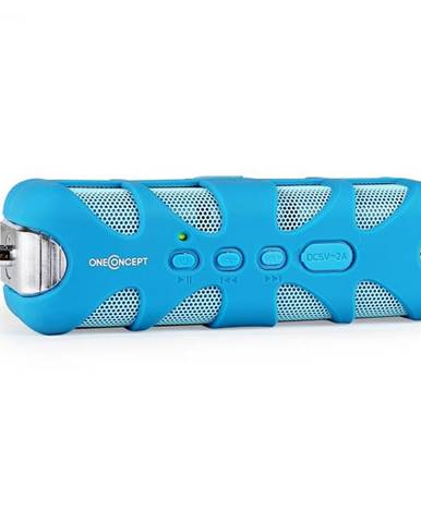 OneConcept Blue Know, bluetooth reproduktor, AUX, akumulátor