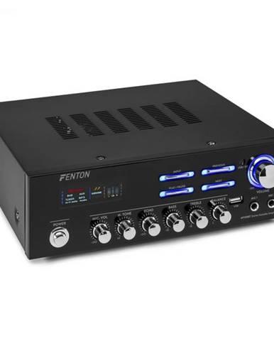 Fenton AV120BT, stereo HiFi zosilňovač, 120 W RMS, (2 x 60 W na 8 Ohm), BT/USB/AUX
