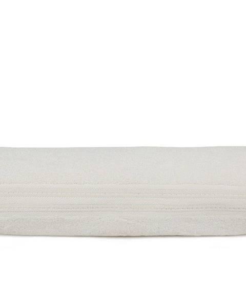 Hobby Krémová bavlnená osuška Lavinya, 70×140 cm