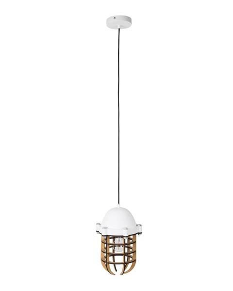 Zuiver Biela stropná lampa Zuiver Navigator