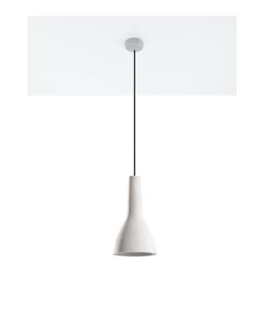 Stropné svietidlo v bielej farbe Sollux Mattia