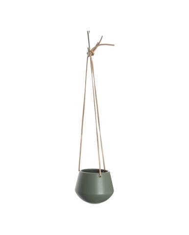 Zelený závesný kvetináč PT LIVING Skittle, priemer 12,2cm