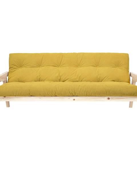 Karup Design Menčestrová variabilná pohovka Karup Design Grab Raw/Honey