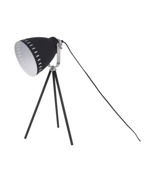 Leitmotiv Čierna lampa Leitmotiv Tristar
