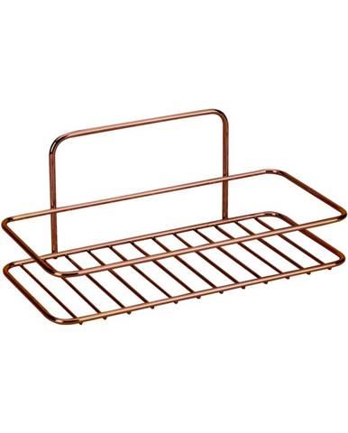 Kúpeľňová polička Metaltex Copper