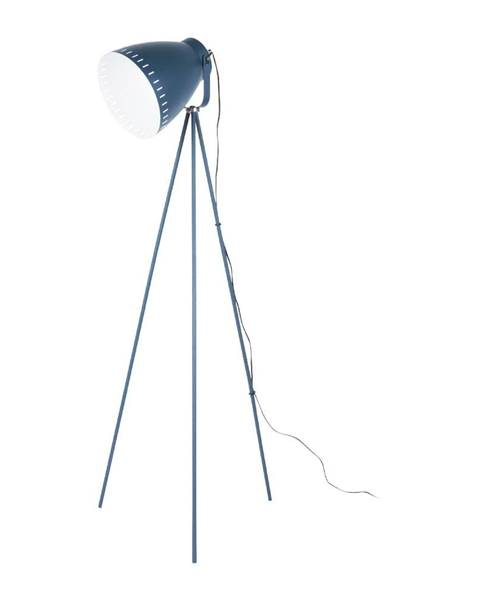Leitmotiv Tmavomodrá stojacia lampa Laitmotiv Mingle