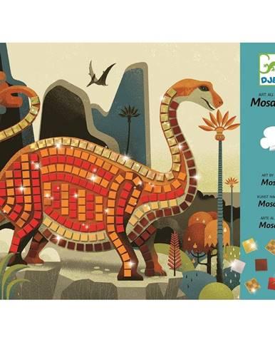 Kreatívna sada pre deti Djeco Trblietavé dinosaury