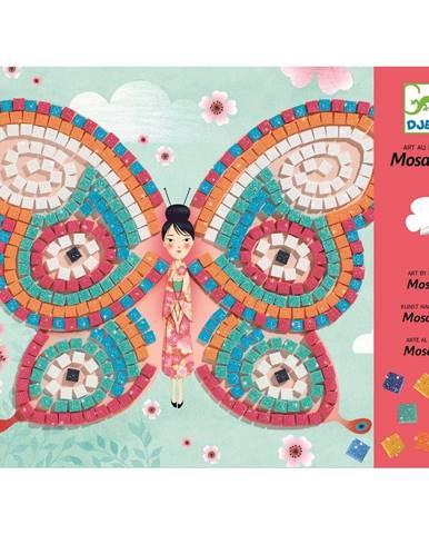Kreatívna sada pre deti Djeco Trblietavé motýle