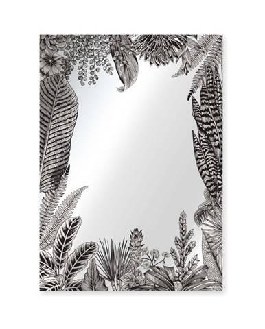 Nástenné zrkadlo Surdic Espejo Decorado Kentia, 50x70 cm