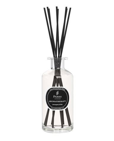 Vonný difuzér s vôňou citrónovej trávy a mentolu Part Candles London, intenzita vône 12 - 14 týždňov