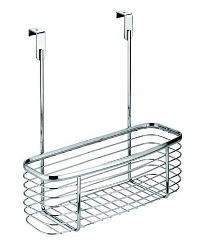 Kovový košík na kuchynské dvierka iDesign Axis Basket