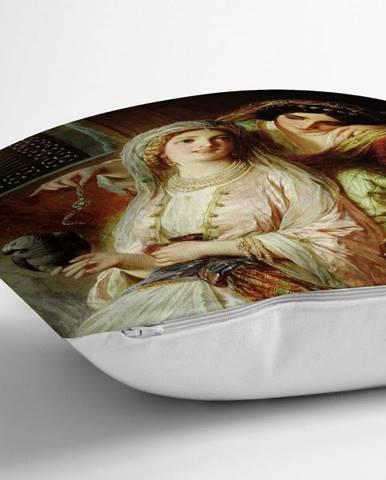 Obliečka na vankúš Minimalist Cushion Covers Lunio, 45 x 45 cm