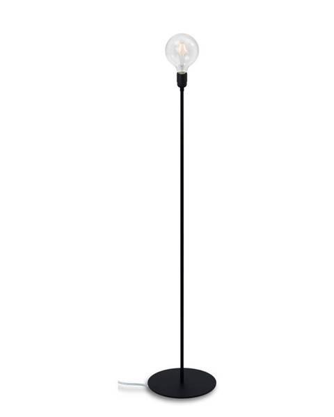 Bulb Attack Čierna stojacia lampa Bulb Attack Uno Basic