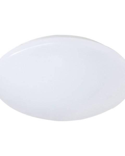Trio Biele stropné LED svietidlo Trio Putz II, priemer 27 cm