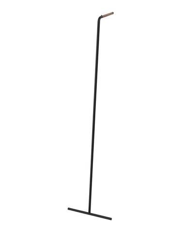 Čierny vešiak YAMAZAKI Slim