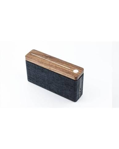 Hnedo-čierny bluetooth reproduktor Gingko Hifi