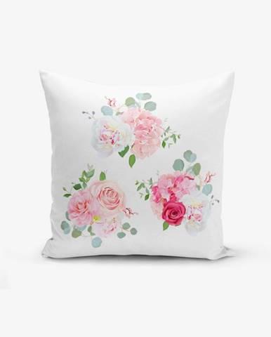 Obliečka na vankúš Minimalist Cushion Covers Flower, 45 × 45 cm
