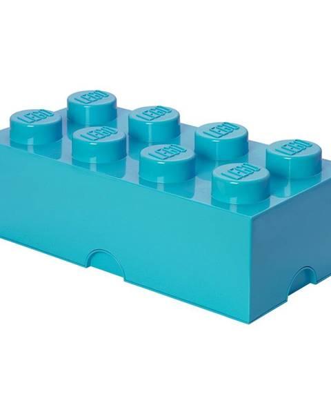 LEGO® Azúrovomodrý úložný box LEGO®