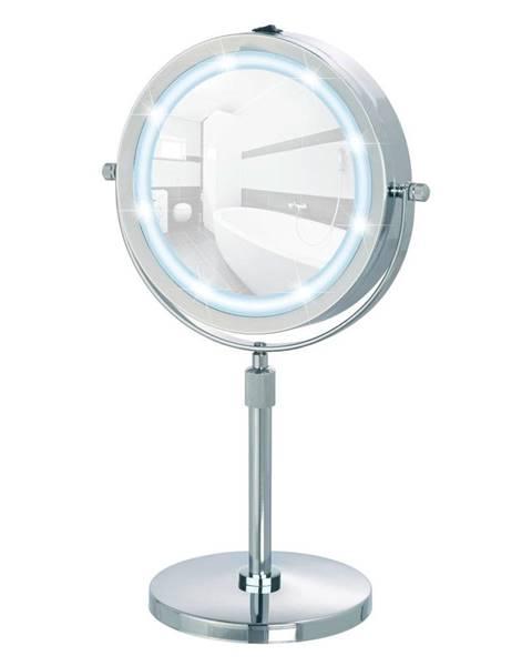 Wenko Zväčšovacie stolové zrkadlo s LED svietidlom Wenko Lumi