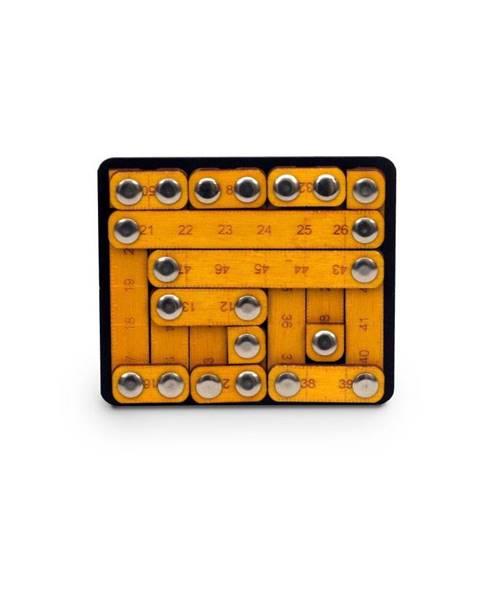 RecentToys Hlavolam s drevenými prvkami RecentToys Tough Measures