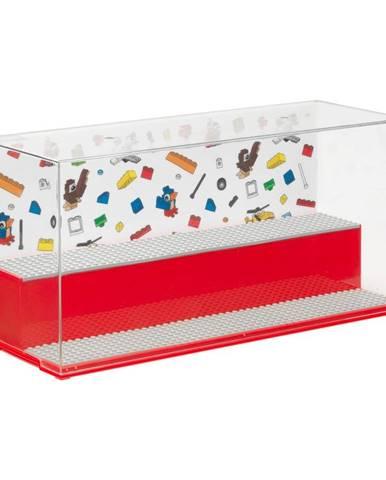 Červená herná a zberateľská skrinka LEGO®