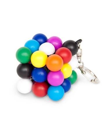 Hlavolam na kľúčenku RecentToys Mini Molekuly