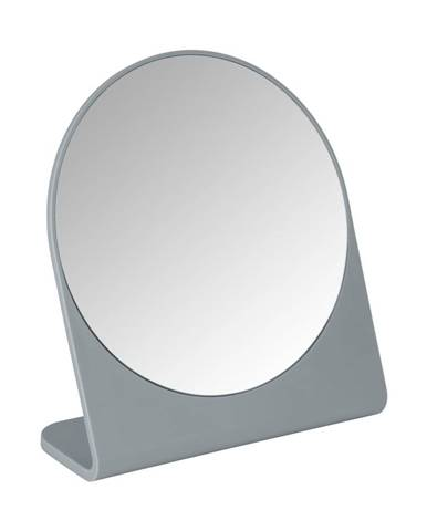 Sivé kozmetické zrkadlo Wenko Marcon
