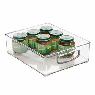 Úložný box do chladničky InterDesign Fridge Binz Low