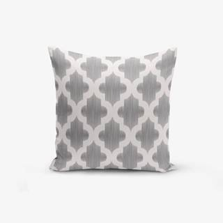 Obliečka na vankúš s prímesou bavlny Minimalist Cushion Covers Special Design Ogea Modern, 45×45 cm